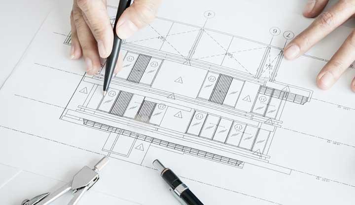 建築設計   ウスイホーム採用コンテンツ