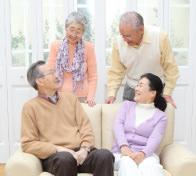 高齢者支援イメージ画像
